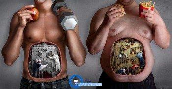O cuidado com o peso corporal e sua influência no controle do diabetes
